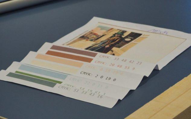 Die Farben der Karbatsch-Katel oder aus dem Leben einer Grafikgruppe